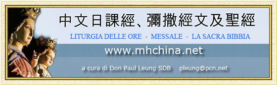 www.mnchina.net  - catholic web site